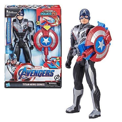 12/' Hasbro Captain Marvel Avengers Titan Hero Power FX Endgame Action Figure Toy