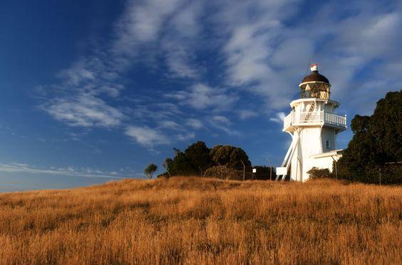 Katiki Point Lighthouse, Moeraki