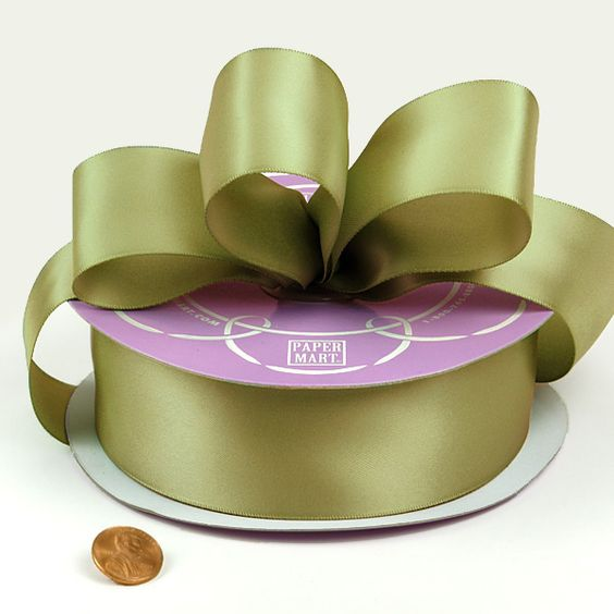 Real Satin Ribbons
