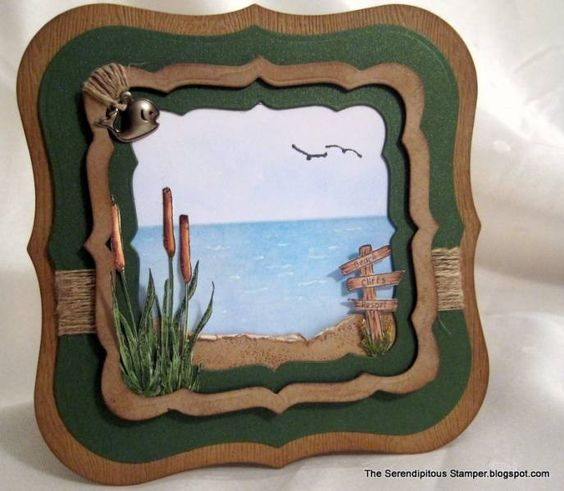 A Day at The Beach~ SS19 by ellentaylor - Cards and Paper Crafts at Splitcoaststampers