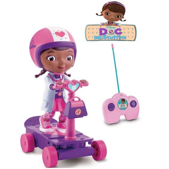 Doc Mcstuffins Remote Control Car Uk