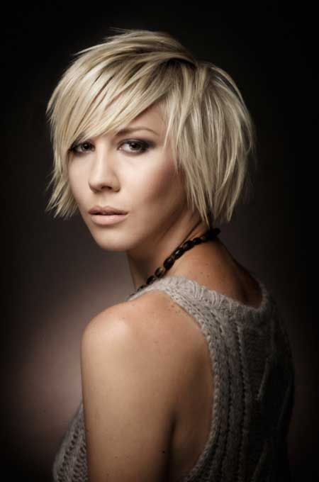 Admirable Blonde Haircuts Short Blonde Haircuts And Short Blonde On Pinterest Short Hairstyles For Black Women Fulllsitofus