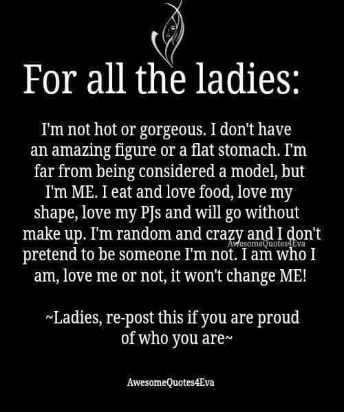 Amen Im Proud Of Who I Am True Quotes Great Quotes My Love