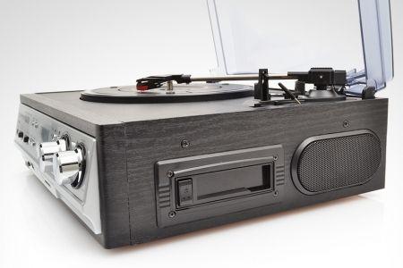 Tocadiscos Carver Pro, radio y cassette - En Groupon junio 2015