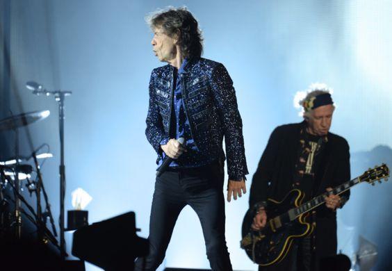 Os Stones são encantadores de multidões e levaram nesta quarta-feira mais de 60 mil pessoas à loucura em Barcelona, em outro show da No Filter Tour.