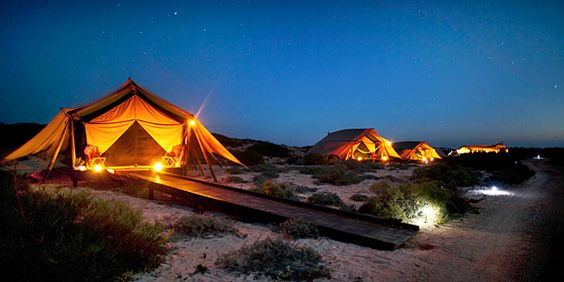 Sal Salis Ningaloo Reef, Cape Range National Park, Western Australia Hotel Reviews | i-escape.com