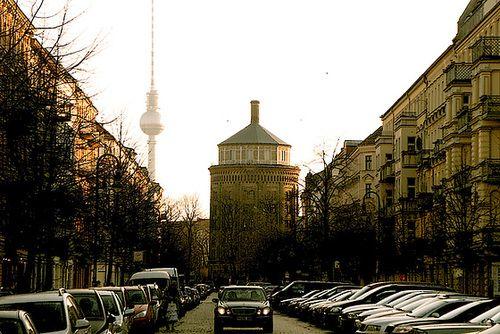 Rykestrasse Berlin 2011 Berlin Empire State Building Street View