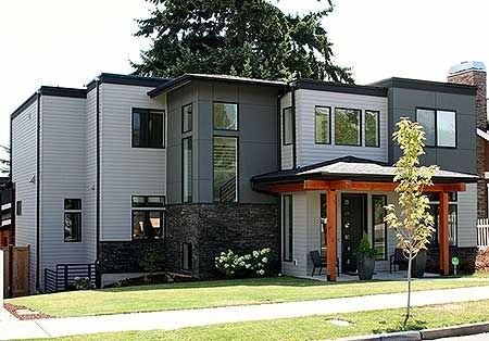 House Plans Modern House Plans And The Pacific On Pinterest