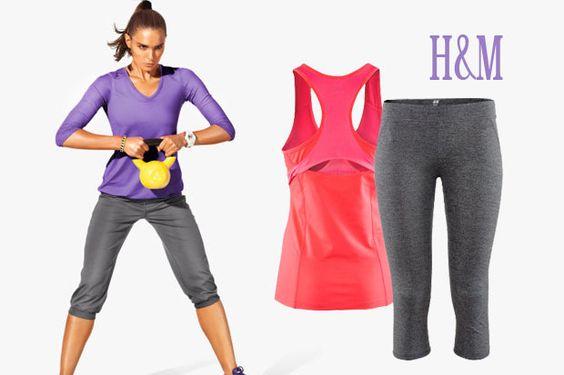 La moda gym se vuelve femenina