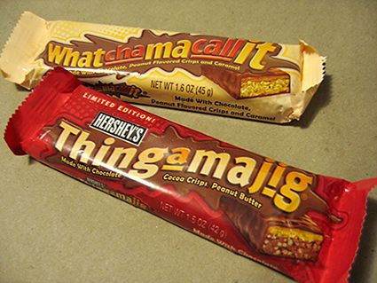 Whatchamacallit Whatchamacallit and Th...
