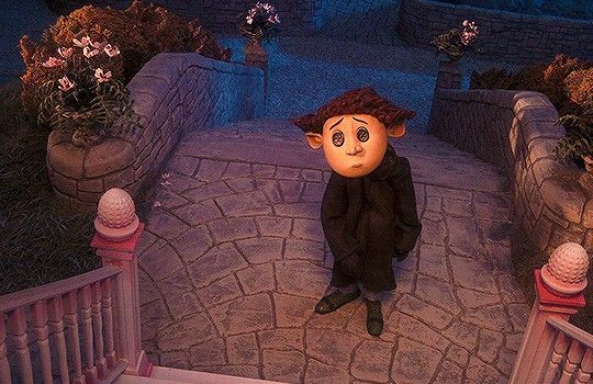 Coraline Aesthetic In 2020 Coraline Movie Coraline Aesthetic Coraline And Wybie