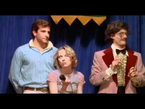 """Wet Hot American Summer Talent show,SO funny. """"day- bidet""""- Lets all go to camp."""