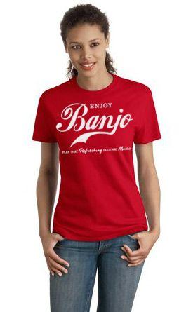 enjoy banjo