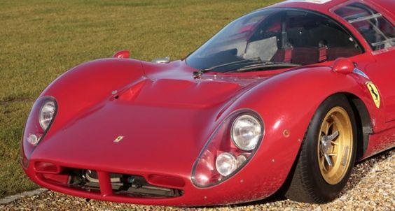 1965 Ferrari 330 P2-3
