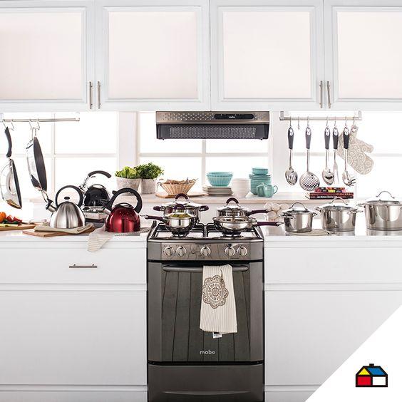 Dale color a tu cocina con los accesorios sodimac for Decoracion hogar sodimac