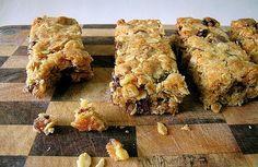 Sem dúvidas, a imagem de uma barra de cereais nos transmite uma ideia de alimentação saudável e boa saúde...