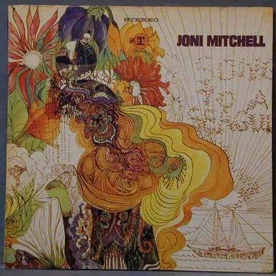 joni album cover... magical