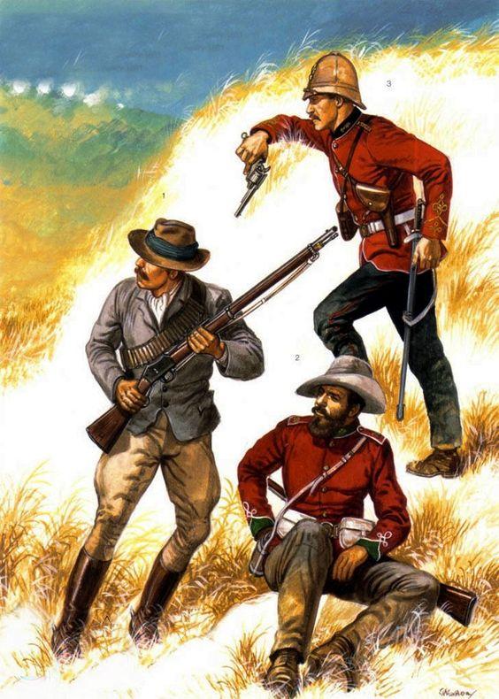 Skirmish at Elandsfontein