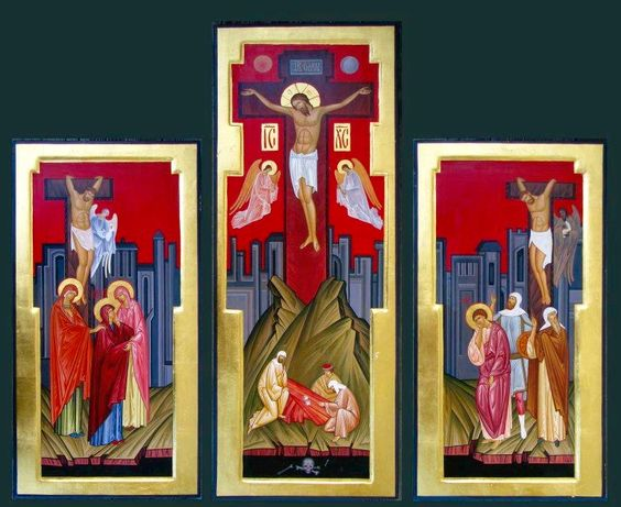 Resurrection Triptych