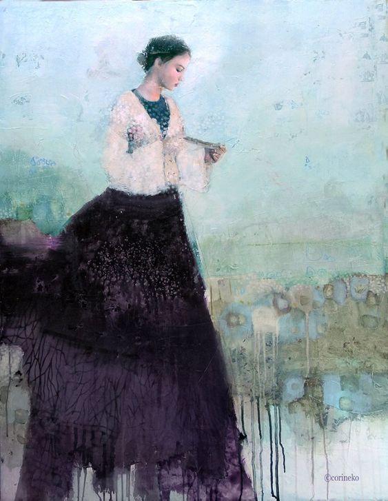 Corine Ko — The Paragon Gallery   Cheltenham Art Gallery