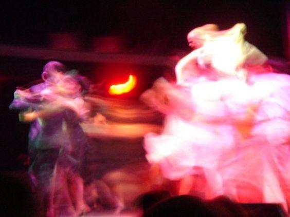 Tango show Puerto Madero