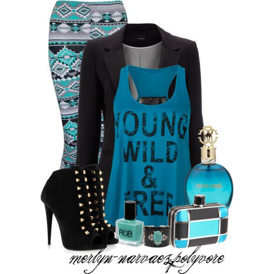"""Untitled #226"" by merlyn-narvaez on Polyvore"