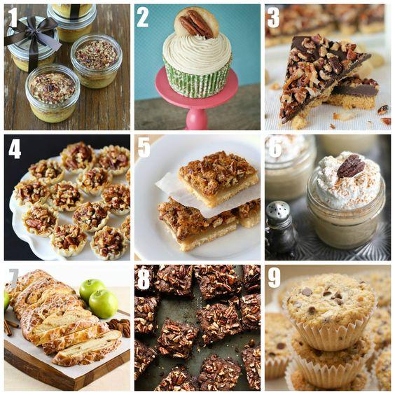 Easy Pecan Dessert Recipes