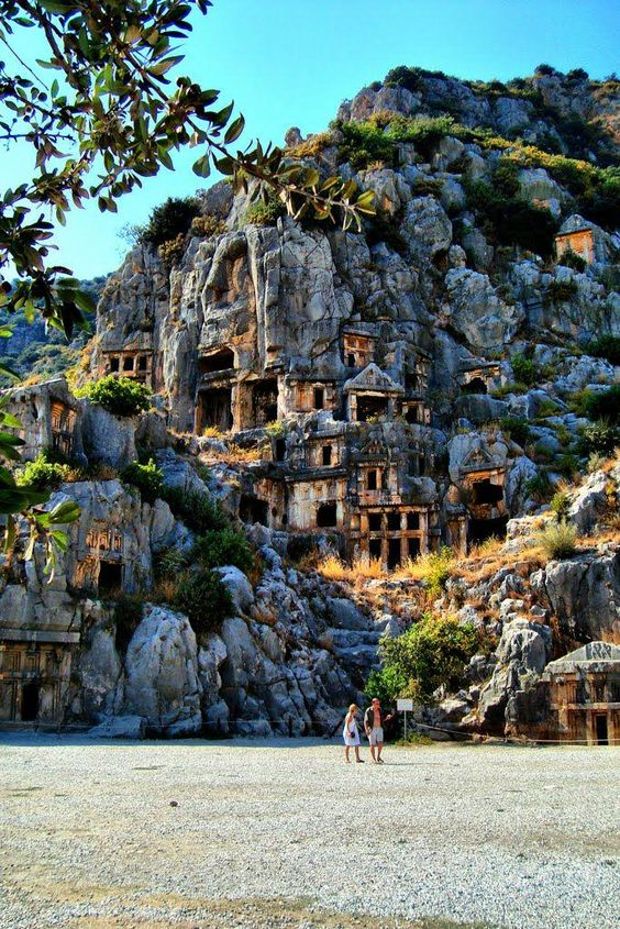 Guia de viaje Turquía