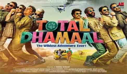 Total Dhamaal Bollywood Music Mp3 Song Songs