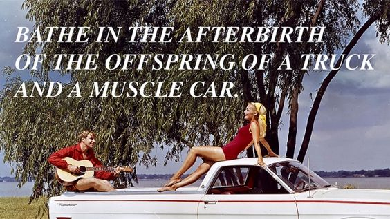 This Art Director Is Selling His 1968 Ford Ranchero by Hilariously Redoing Its Real '60s Ads