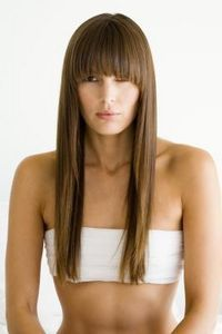 How to Make Your Hair Straight Naturally Without Heat....whaaaaaaa??? im actually extremley curious to see if this works....