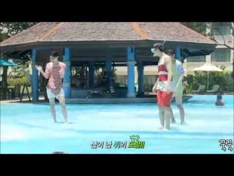 J Hope Jimin V And Jungkook Having Fun At The Pool Youtube Pool Jungkook Have Fun