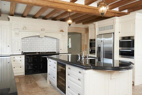 111 Luxury Kitchen Designs Mosaic backsplash, Luxury kitchen