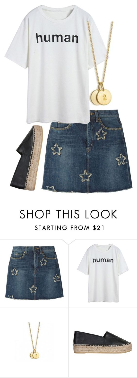 """I'm stylish"" by trendsy ❤ liked on Polyvore featuring Yves Saint Laurent and Kenzo"