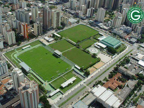 Serria... sede oficial do Goiás Esporte Clube