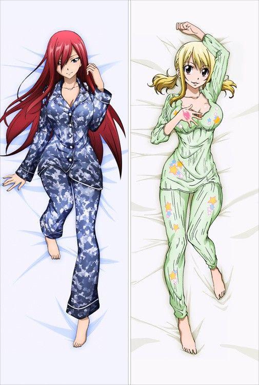 Anime Dakimakura hugging pillow case     FAIRY TAIL Mirajane·Strauss