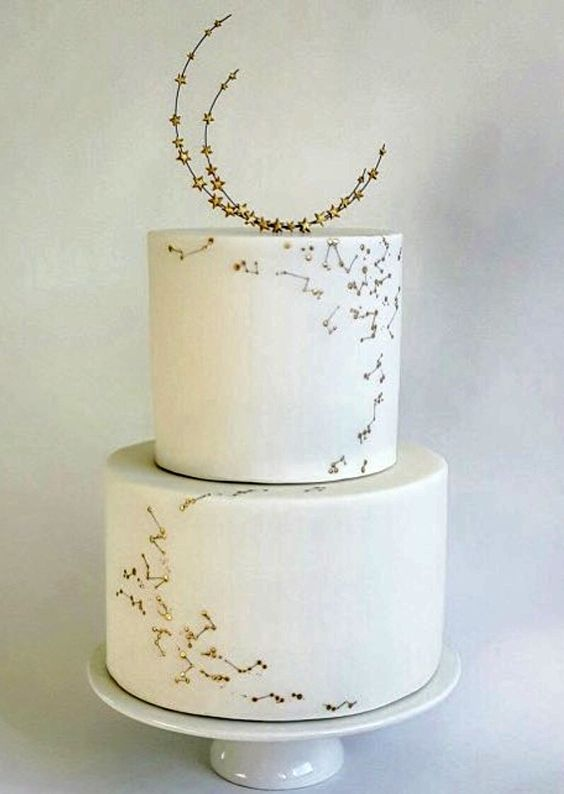 Unique Wedding Cake Designs The Chicest And Most Modern Ideas Modern Wedding Cake Unique Wedding Cakes Wedding Cake Designs