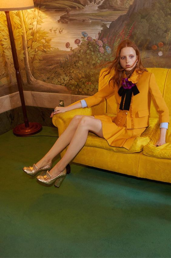 Glen Luchford for Gucci Cruise 2016 2