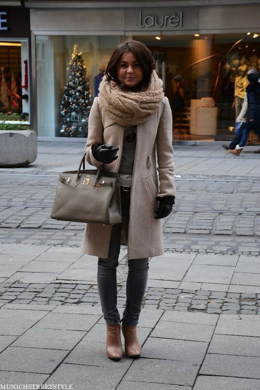 Doing Tres Chic And Tres Classic In Munich Neutrals