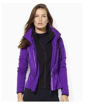 Ralph Lauren Interior Fleece Hooded Jacket