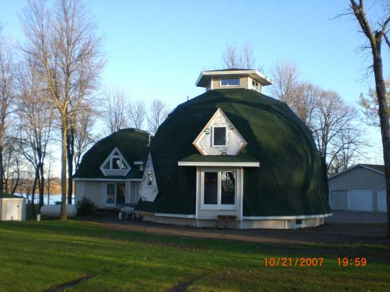 Geodesic dome homes dome homes and geodesic dome on pinterest - The geodesic dome in connecticut call of earth ...