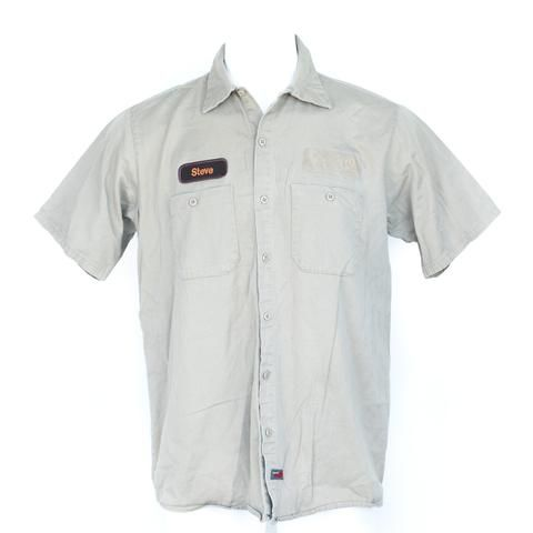 Used Uniform Work Shirts Cheap Work Shirts Walt S Walt S Used Workwear Work Shirts Work Outfit Work Wear