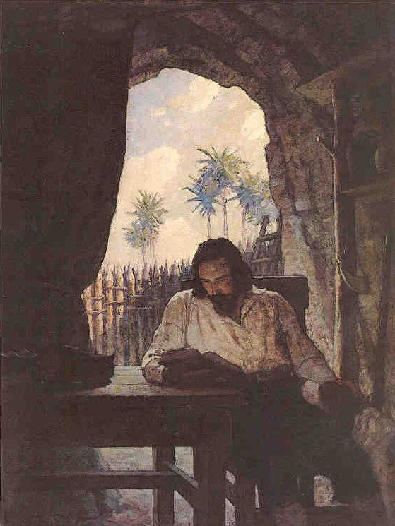 The Life and Strange Surprising Adventures of Robinson Crusoe, of York, Mariner / Daniel Defoe: