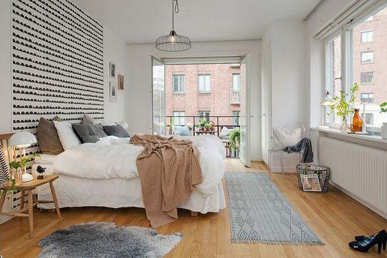 Uma casa com jeito de casa. Veja: http://www.casadevalentina.com.br/blog/detalhes/jeito-de-casa-2956 #decor #decoracao #interior #design #casa #home #house #idea #ideia #detalhes #details #style #estilo #cozy #aconchego #conforto #casadevalentina #bedroom #quarto