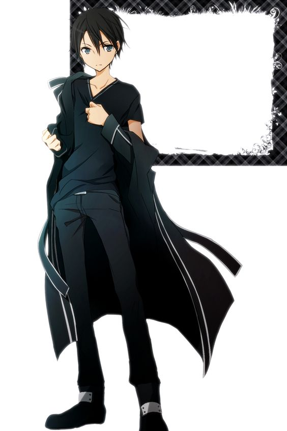 Kirito... I may have fangirled a little....