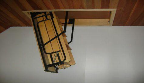 Escada para Sótão | Luminar