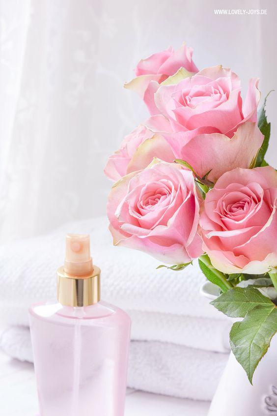 rosenwasser body spray diy anleitung zum selber machen und herstellen favoriten pinterest. Black Bedroom Furniture Sets. Home Design Ideas