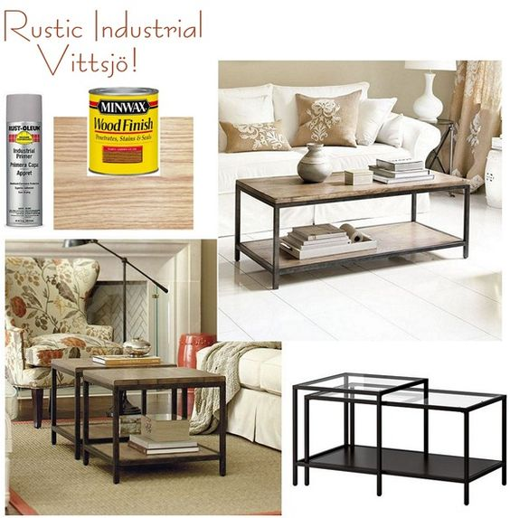 Best Ideas About Ikea End Table Ikea Hacks Coffee Table And Vittsjo Coffee Table Hack On
