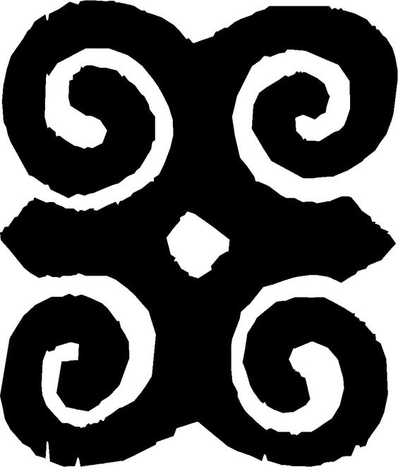 symbol for strength symbols and african symbols on pinterest