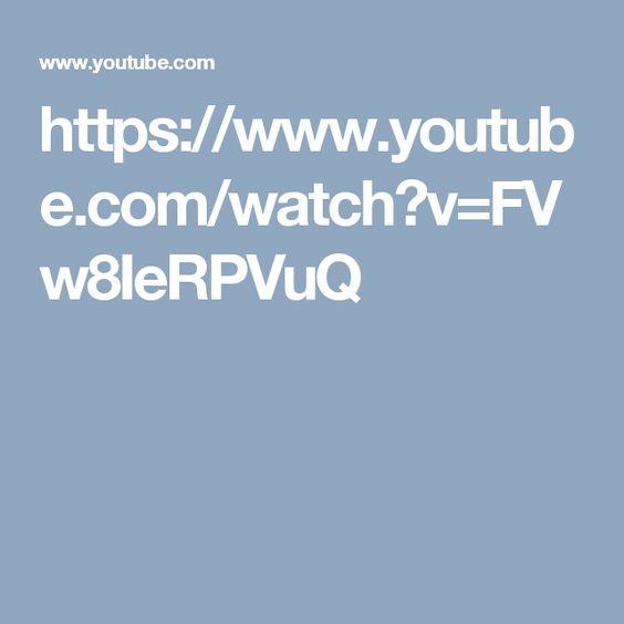 https://www.youtube.com/watch?v=FVw8IeRPVuQ